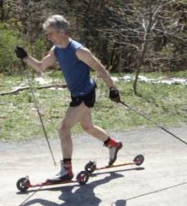 alexander technique rollerskiing